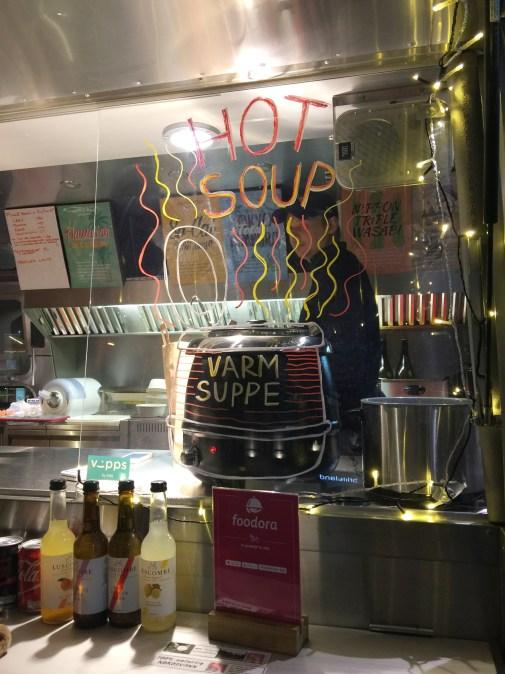 Suppe er også trend-mat.