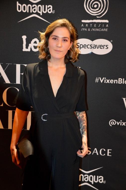 Vixen-redaktør og jurymedlem Ida Elise Eide Einarsdóttir.