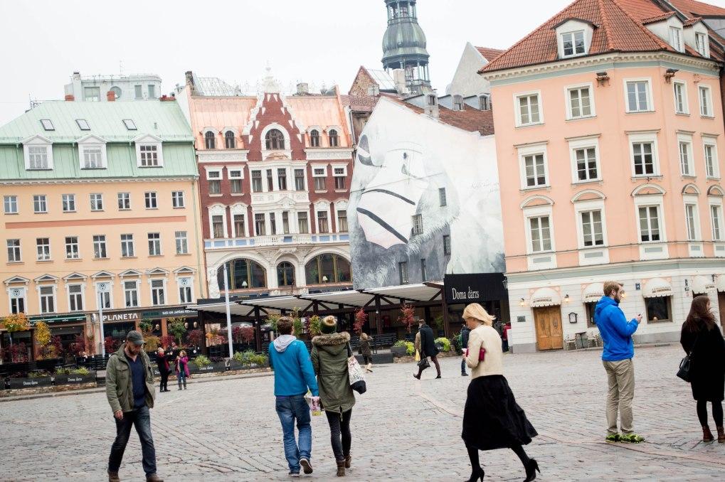 Torget, Riga Latvia