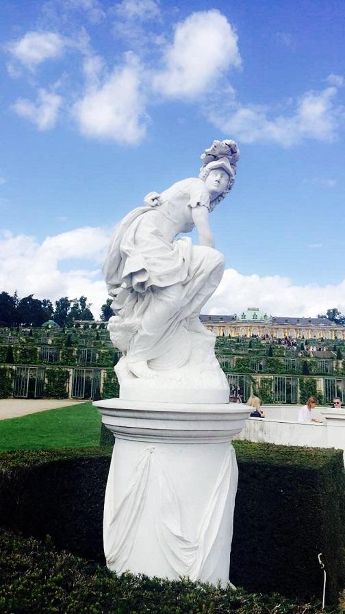Statue Potsdam