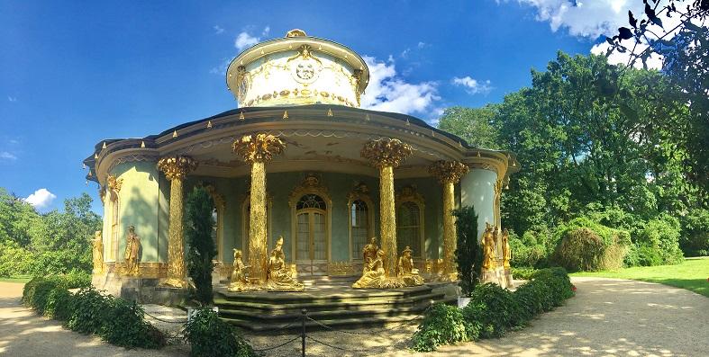 Tehuset i Potsdam